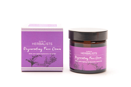 Dublin Herbalists Regenerating Face Cream 60ml