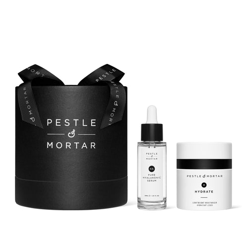 Pestle & Mortar Hydrating Duo ( SAVE €9)