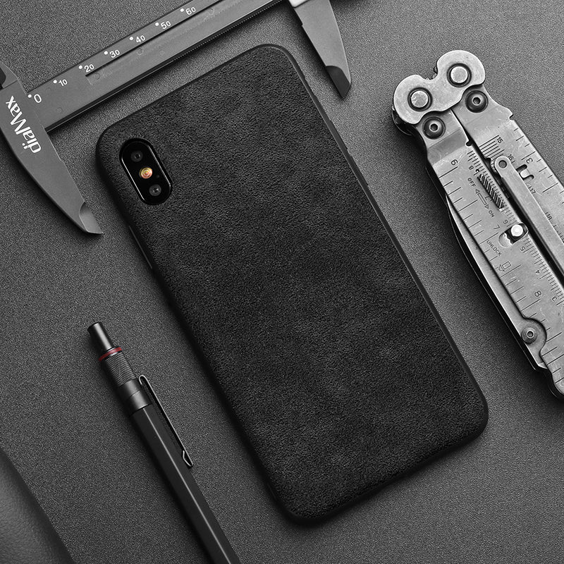 Alcantara Phone Case