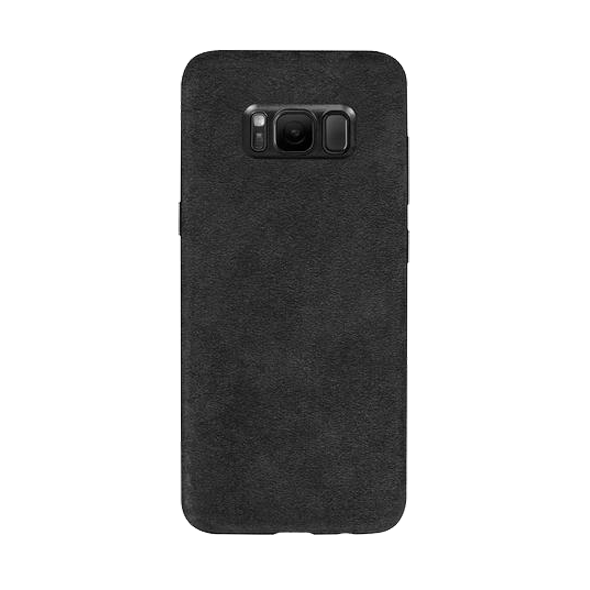 info for e747e 68bd9 Custom Alcantara Samsung Galaxy S8+ Case