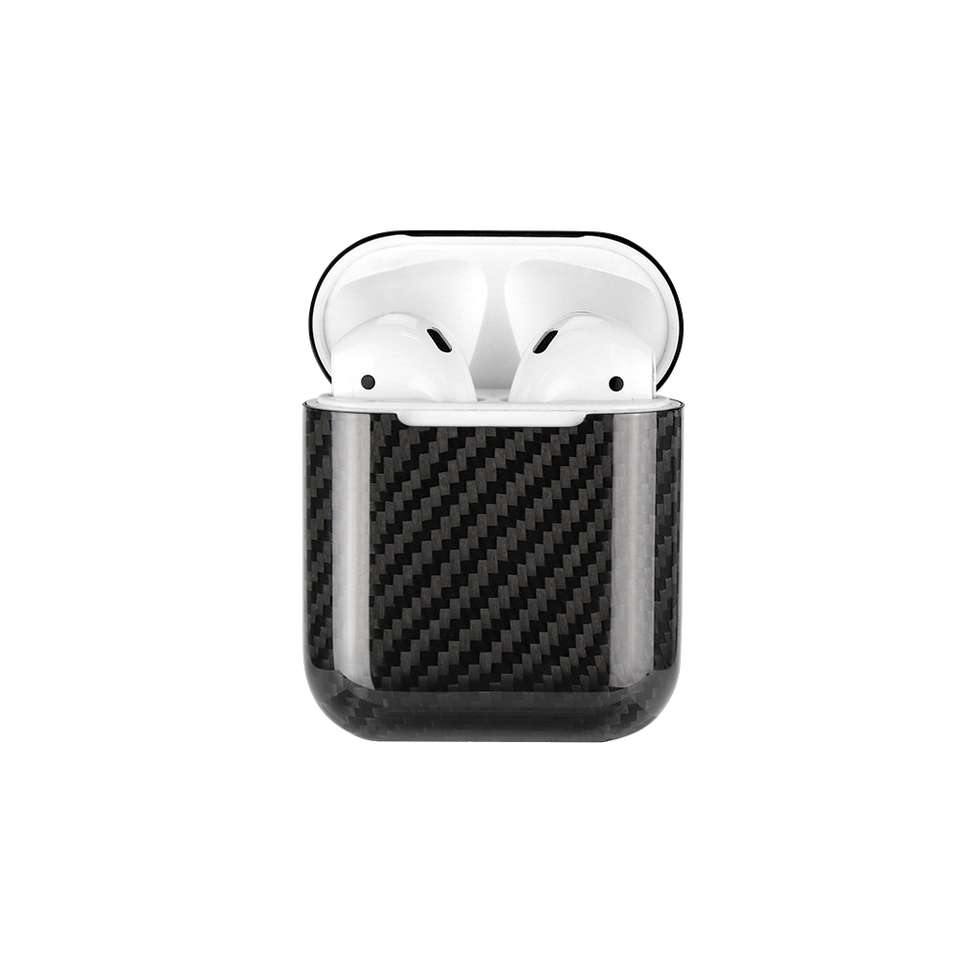 Carbon Fiber AirPods Cace (Adapt to the First Generation) - INTERIOREX