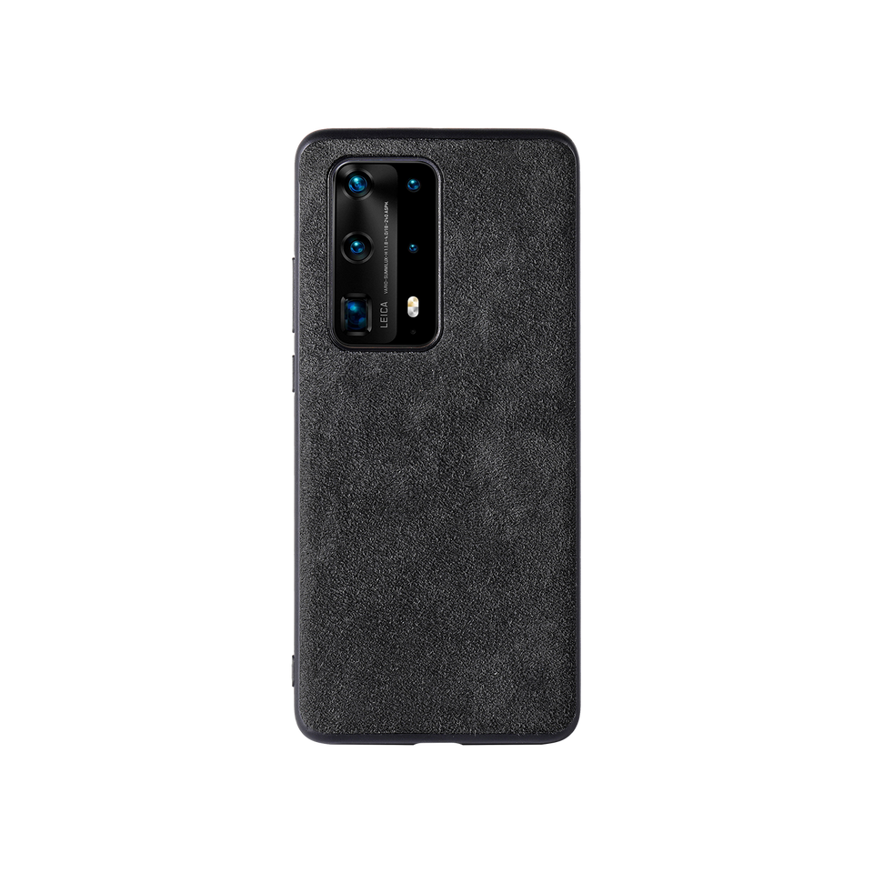 Custom Alcantara Huawei P40 Pro Plus Case