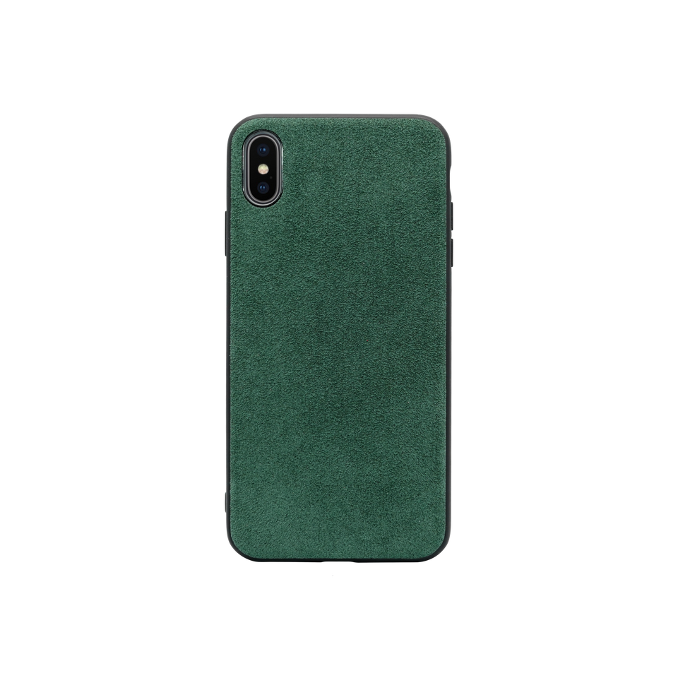 Custom Alcantara iPhone XS Max Case - INTERIOREX
