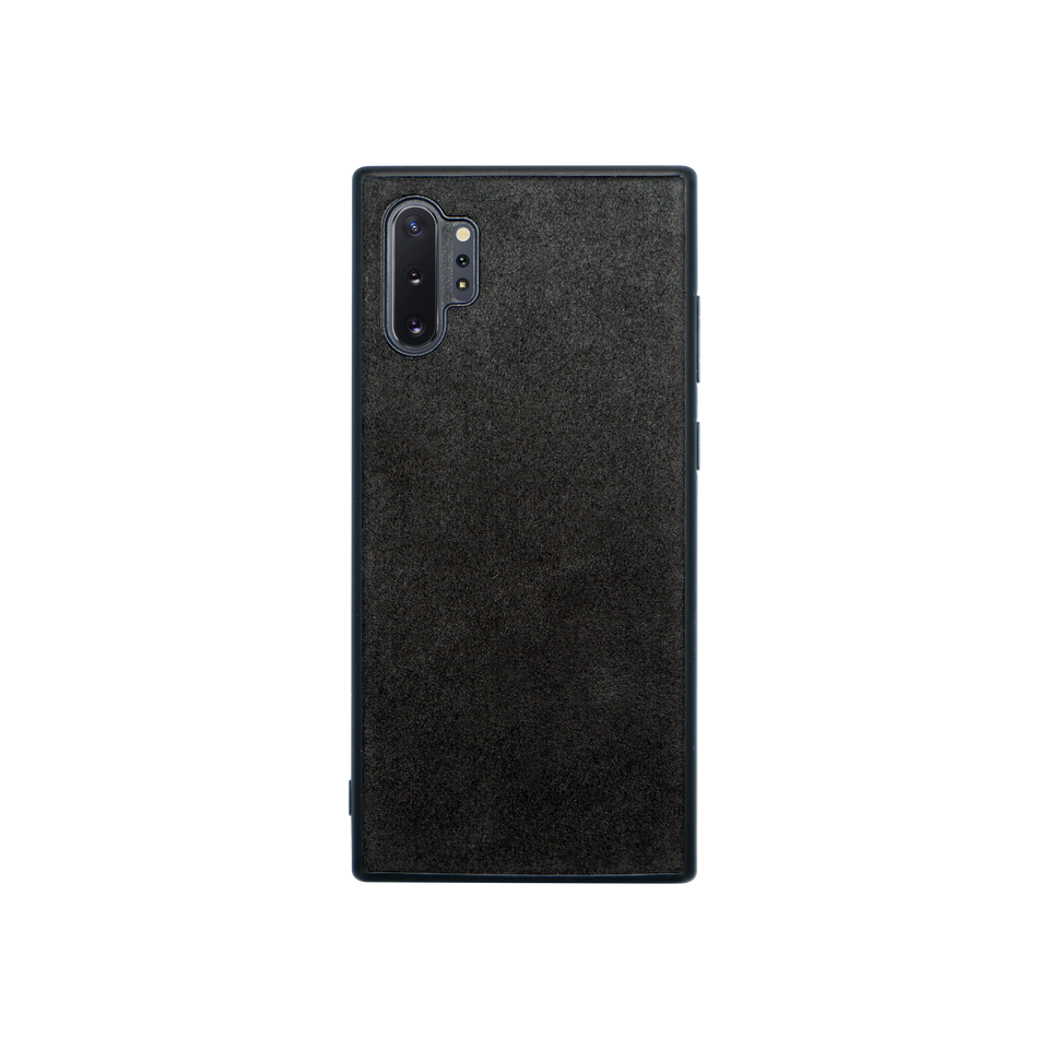 Custom Alcantara Samsung Galaxy Note 10 Plus Case