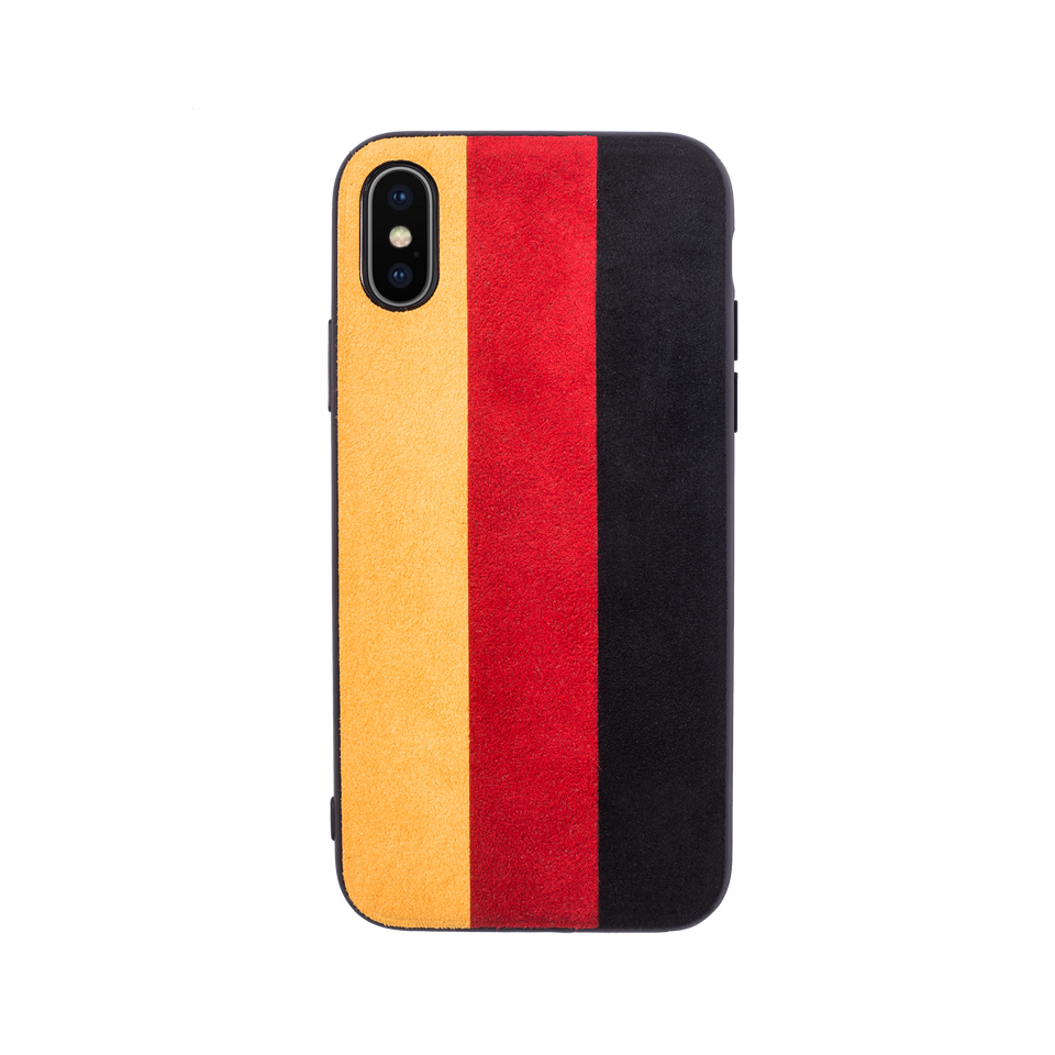 Alcantara iPhone Case Germany Edition (iPhone Series) - INTERIOREX