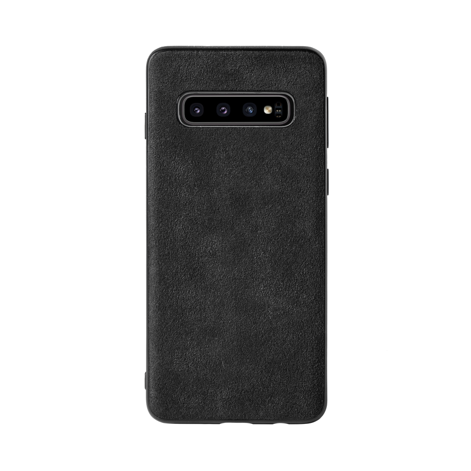 Alcantara Galaxy S10+ Case - INTERIOREX
