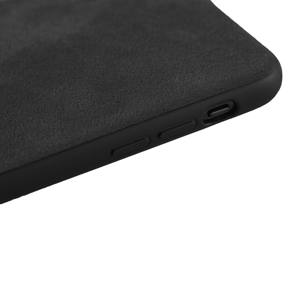 Alcantara iPhone XR Case - INTERIOREX