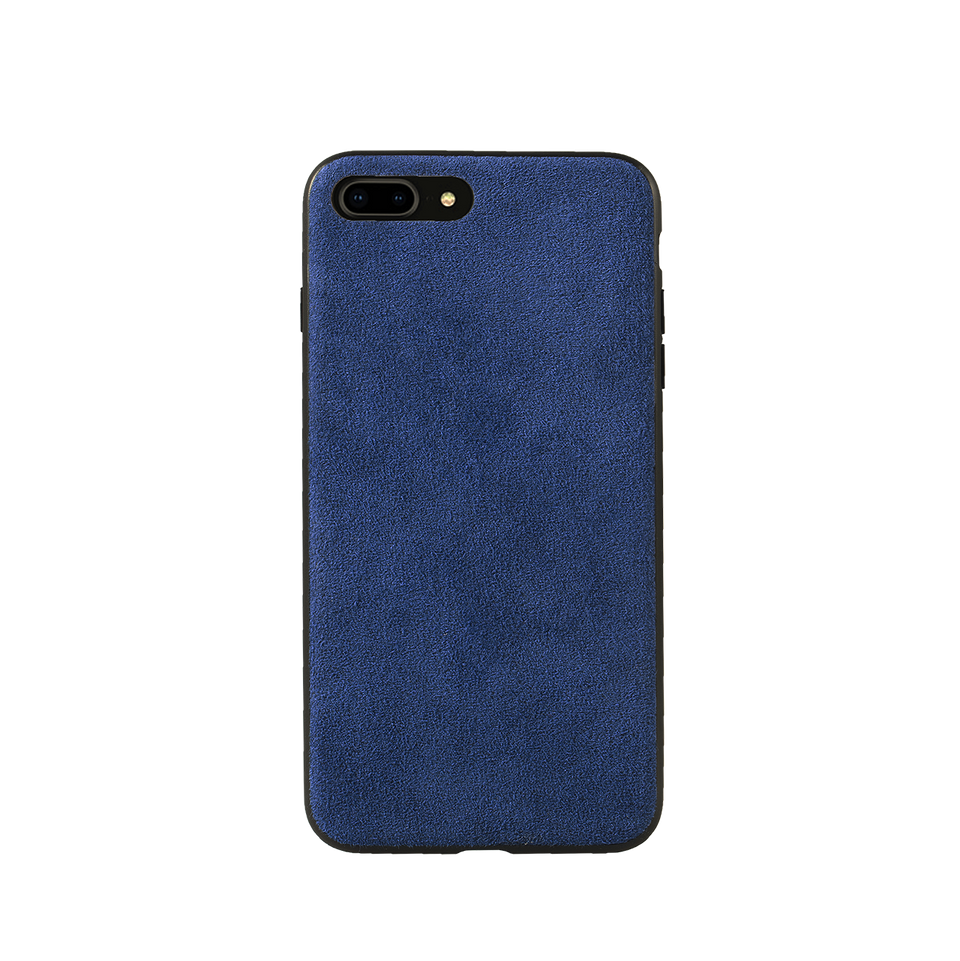 Custom Alcantara iPhone 7 Plus / 8 Plus Case - INTERIOREX