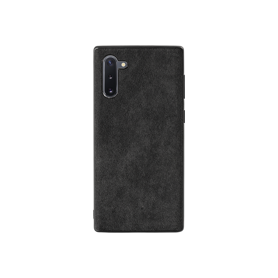 Custom Alcantara Samsung Galaxy Note 10 Case