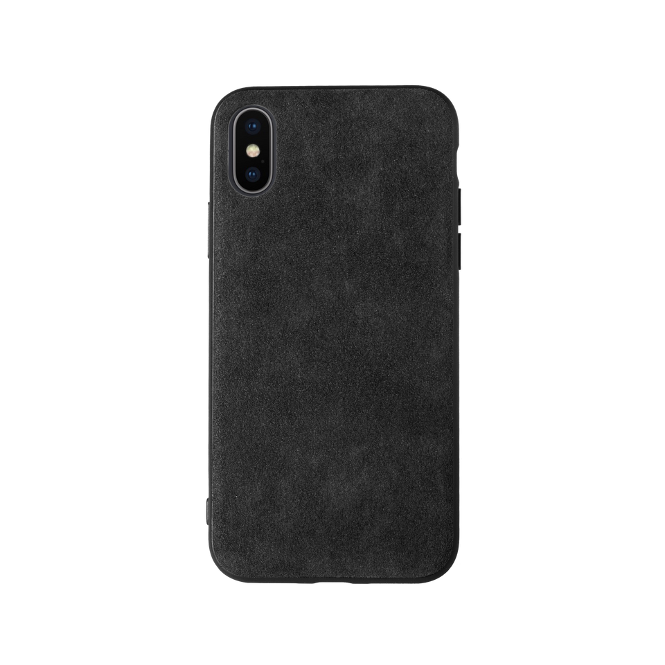 Alcantara iPhone X Case - INTERIOREX