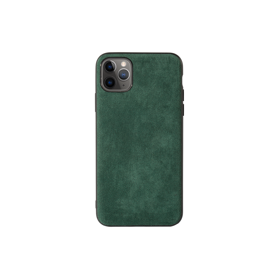 Custom Alcantara iPhone 11 Pro Case