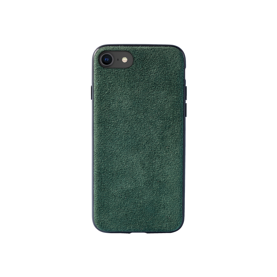 Custom Alcantara iPhone SE (2020) Case