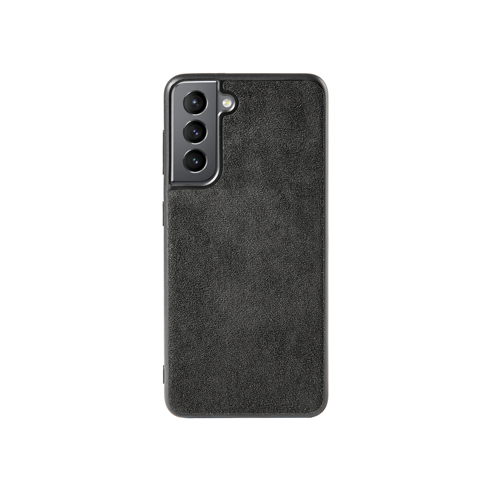 Custom Alcantara Samsung Galaxy S21 Case