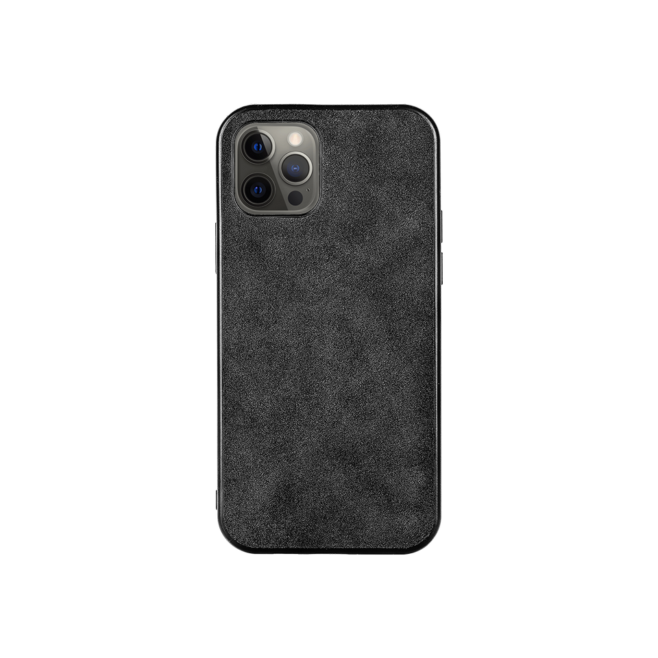 Custom Alcantara iPhone 12 Series Case