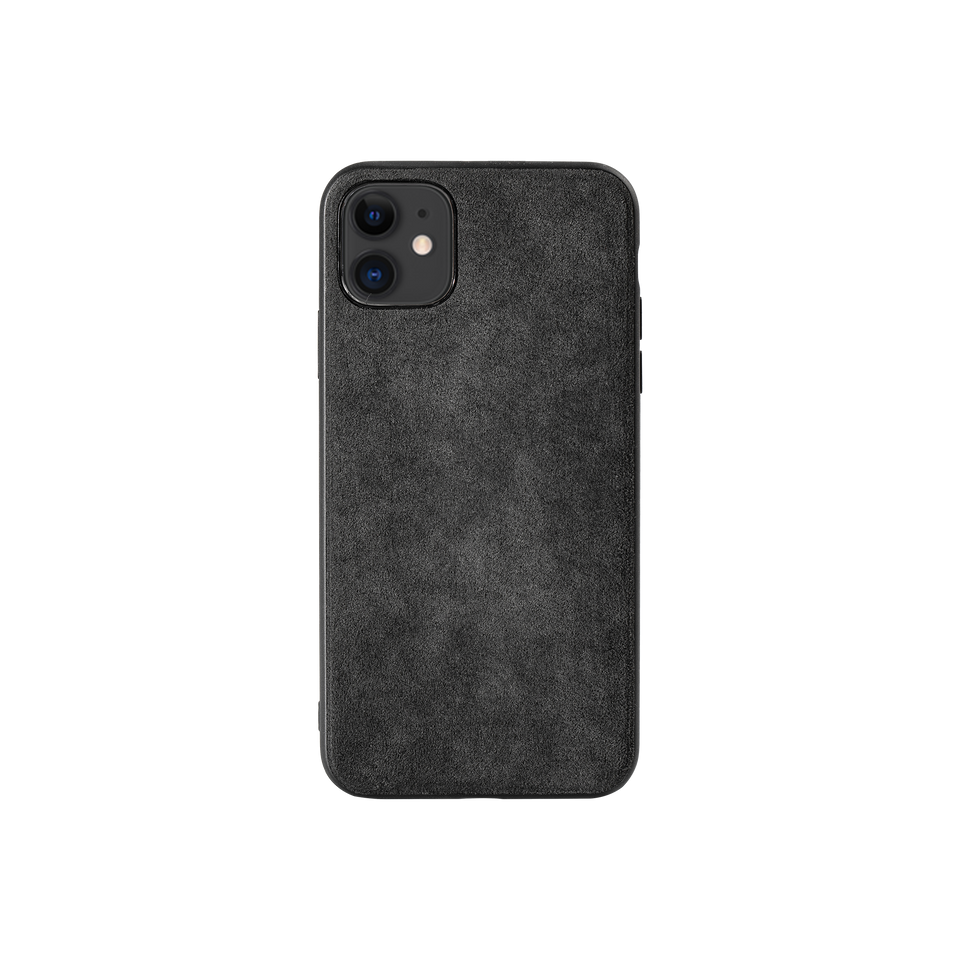 Custom Alcantara iPhone 11 Case
