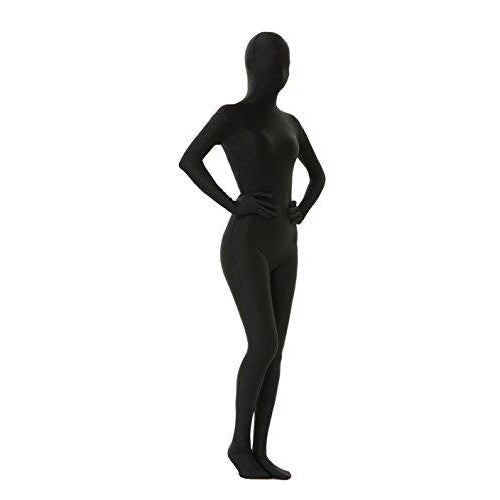 mens black morph suit