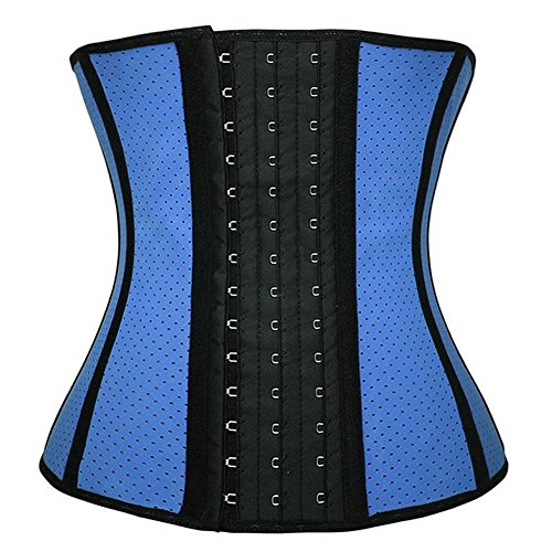 latex mesh waist trainer
