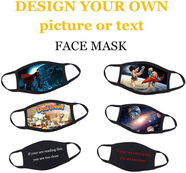 Face Outdoor Cover Personalized Cover