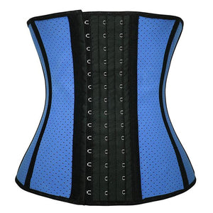 latex underbust waist trainer