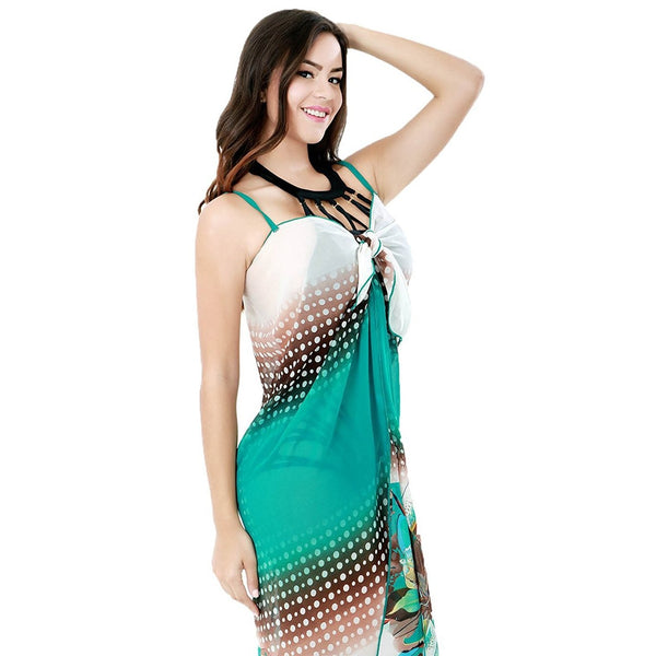 Beach Wear Cover Up Beach Dress 800156