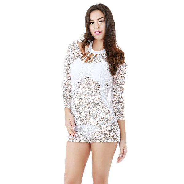 Beach Wear Cover Up Beach Dress 80090