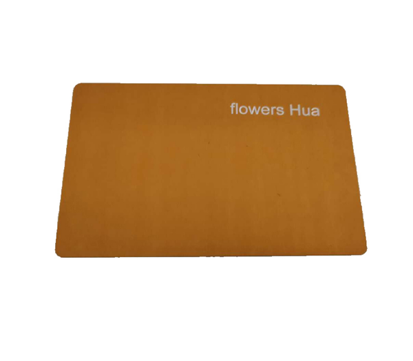flowers Hua Business Cards 10pcs