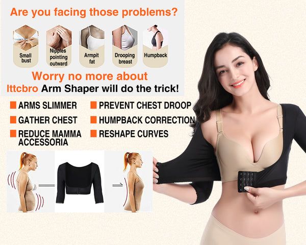 Arm Shapers for Women Post-Surgical Compression Garment