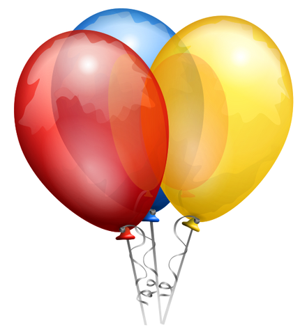 Plain Latex Balloons