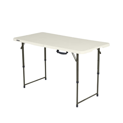 4 Foot Kids Trestle Table Hire Adjustable Height 1220(L) x 610(W) x 740(H) mm