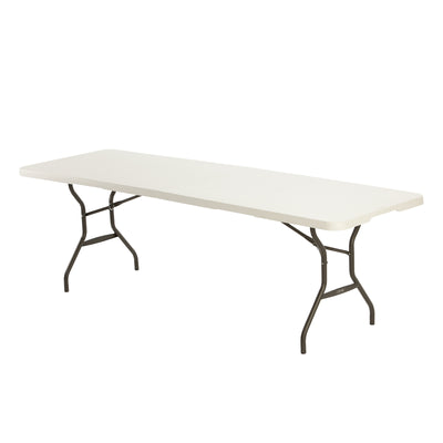 8 Foot Trestle Table Hire 2440(L) x 762(W) x 737(H) MM