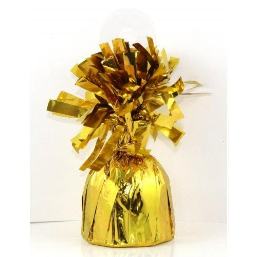 BALLOON WEIGHT FOIL GOLD