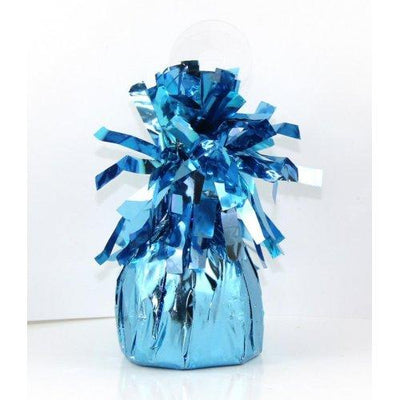BALLOON WEIGHT FOIL LIGHT BLUE