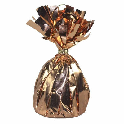 BALLOON WEIGHT FOIL ROSE GOLD