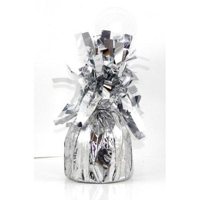 BALLOON WEIGHT FOIL SILVER