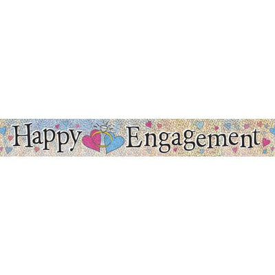 BANNER - HAPPY ENGAGEMENT PRISMATIC