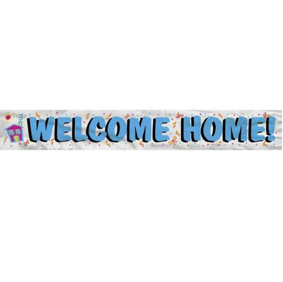 BANNER - WELCOME HOME