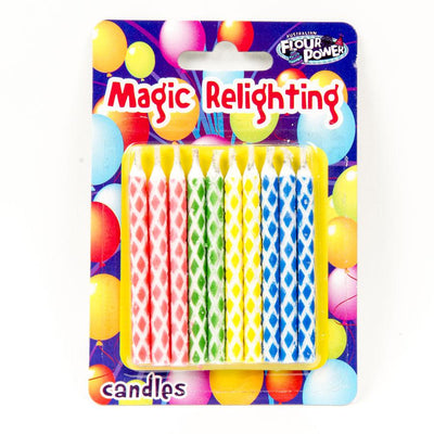 CANDLE MAGIC RELIGHTING