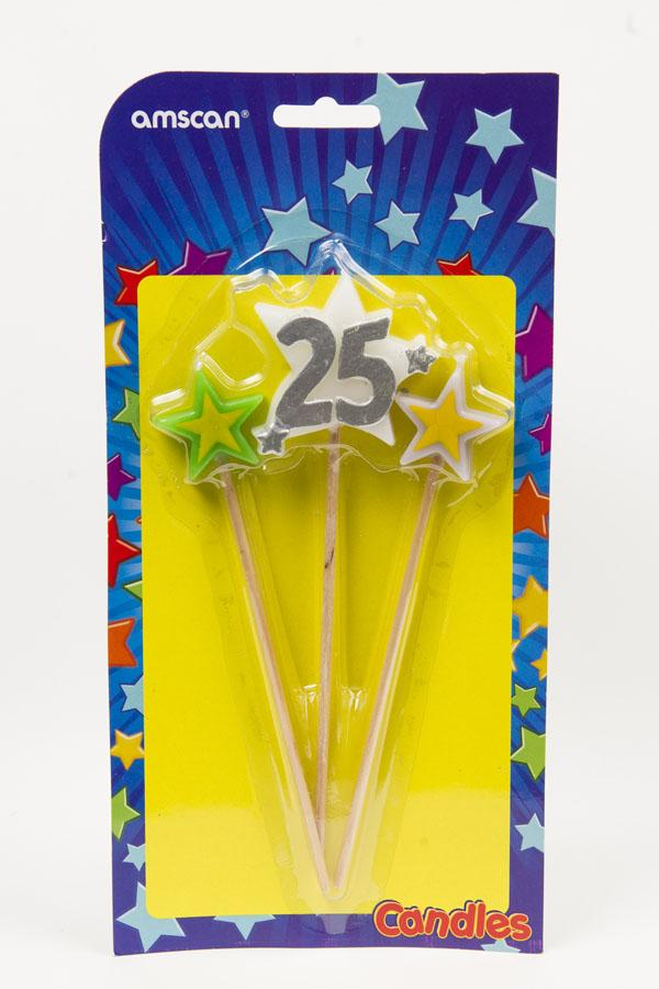 CANDLE STAR PICK #25