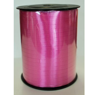 CURLING RIBBON 455M - HOT PINK
