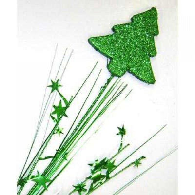 FOAM SPRAY CHRISTMAS TREE GREEN