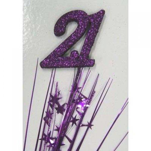 FOAM SPRAY NUMBER 21 PURPLE