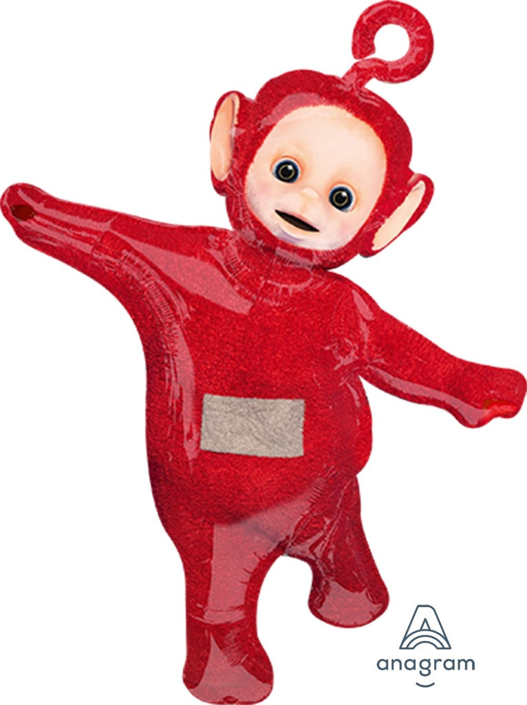 FOIL SUPERSHAPE BALLOON - TELETUBBIES PO 109X81CM