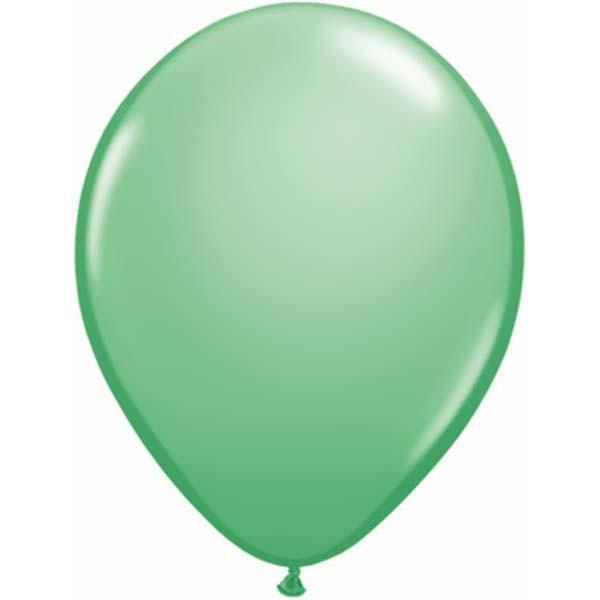LATEX BALLOON 28CM - FASHION WINTERGREEN