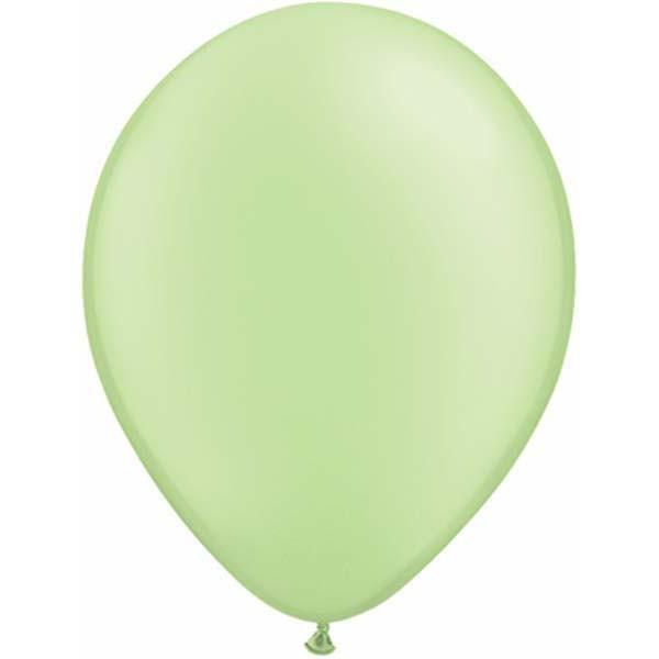 LATEX BALLOON 28CM - NEON GREEN