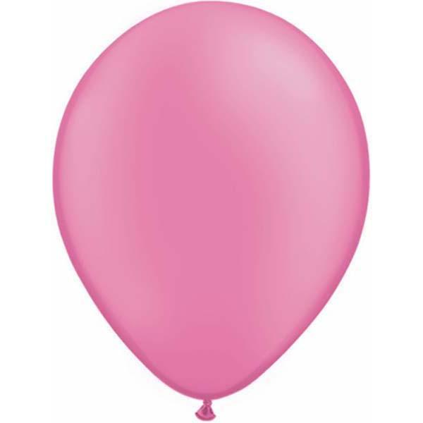 LATEX BALLOON 28CM - NEON MAGENTA