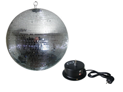 Motorised Mirror Ball Hire