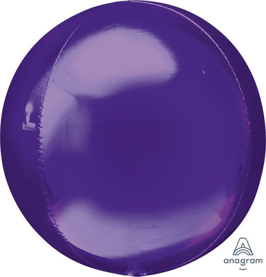 ORBZ BALL0ON 40CM - PURPLE