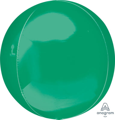 ORBZ BALLOON 40CM - GREEN