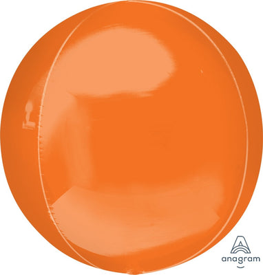 ORBZ BALLOON 40CM - ORANGE