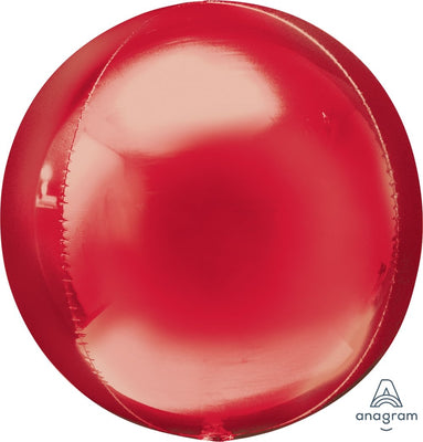 ORBZ BALLOON 40CM - RED
